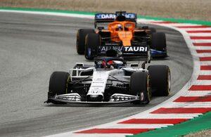 アルファタウリ「中団上位を狙うためにマシンのあらゆる面を最適化する必要がある」F1オーストリアGP金曜