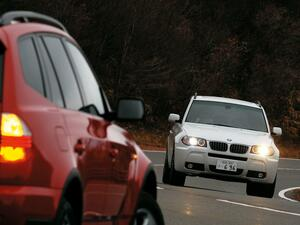 """【ヒットの法則275】初代BMW X3はマイチェンで走りがスマートになり""""駆けぬける歓び""""を満喫"""