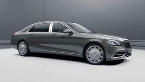 さらに贅沢に! 「メルセデス・マイバッハSクラス」に限定モデルの「グランドエディション」が登場