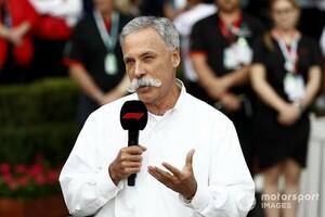 キャリーCEO、 F1の多様性を高める基金設立に1億円出資「各個人の背景に関係なく、F1で活躍できるように……」