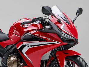 ホンダが「CBR400R」の2020年モデルを発売! RR-Rと共通のロゴデザインを採用、カラーバリエーションは3色!
