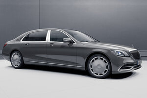 【4人乗りの最高級空間】マイバッハSクラスに、S 560グランドエディション 10台限定 豪華な内装にウットリ