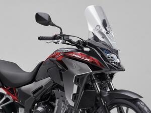 【新車】ホンダ「400X」にニューグラフィックを採用した2020年モデルを発表! シートレールも鮮やかなレッドに!
