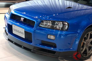 最後の「スカイラインGT-R」は即完売! 中古価格が高騰するR34型の魅力とは