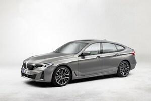 独BMW、6シリーズ グランツーリスモの改良モデルを公開