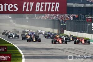 世界モータースポーツ評議会、コスト上限額削減案などF1ルール変更を承認