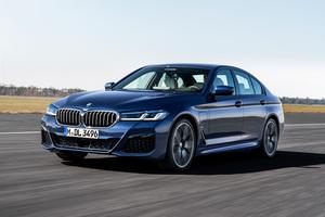 「BMW 5シリーズ」が内外装をリフレッシュ、電動化も加速!