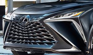 こ、これはカッコいい!! 最強弩級の怪物SUV レクサスLF-1開発継続!! デビューはいつだ!??