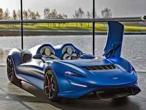 【スーパーカー年代記 125】マクラーレン エルバは走りに徹したピュアなスーパー ロードスター