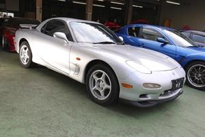 「新車レベルのFD3S中古車はいかが?」ワンオーナー&室内保管&無事故&走行7000キロは役満です