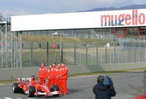 【F1サーキット巡り】フェラーリのお膝元ムジェロで初開催。周囲にはトスカーナ名物を味わえるレストランも