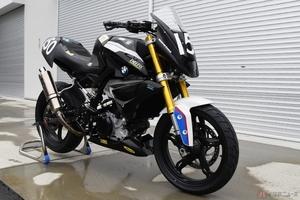 草レース参戦はじめの一歩 BMW「G310R」で「もてぎロードレース選手権」を走るために必要な改造とは?