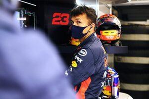 レッドブル・ホンダ、F1イギリスGPを前にアルボンの体制を強化。新レースエンジニア加入へ