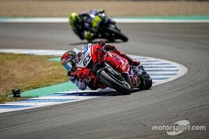 【MotoGP】「一人前のMotoGPライダーになったみたい」フランチェスコ・バニャイヤ、トラブルでリタイアも自信得る