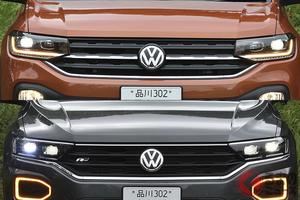 VWの新型SUV「Tロック」と「Tクロス」、乗り比べてわかった似て非なる個性とは
