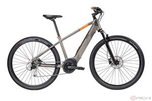 プジョー・サイクルズ新型電アシ「Crossover」発表 通勤・通学やレジャーにも最適な多目的自転車