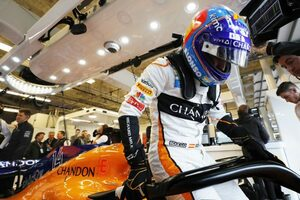 F1復帰アロンソに2020年フリープラクティス参加のうわさも、ルノーは否定。プライベートテストを検討