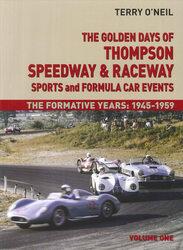 米国トンプソン・スピードウェイの約30年間に及ぶ貴重な軌跡を収録した大判写真資料集【新書紹介】