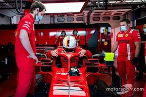 ベッテルとフェラーリの関係は完全に崩壊……ウェーバー「彼が空っぽに見えた」