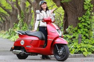 オシャレでスポーティな軽二スクーター、プジョーモトシクル「ジャンゴ150スポーツ」は、付き合ってみたら楽しくてフレンドリー!