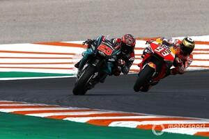 【MotoGP】「今年はマルケスと常に戦いたい!」ファビオ・クアルタラロ、MotoGP2年目に気合入れる