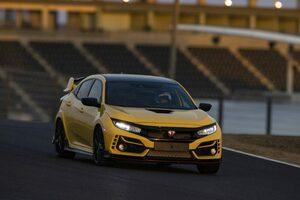 ホンダ・シビック・タイプR リミテッド・エディション、ルノーの鈴鹿FF最速タイムを更新