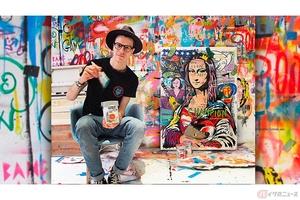 若手芸術家Jisbarによる「ドゥカティ・モナリザ」がオークションに 収益は新型コロナウイルス感染症の後遺症患者に