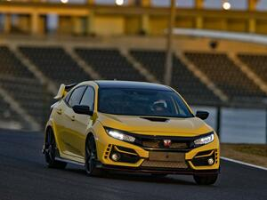 シビック タイプR リミテッドエディションが鈴鹿サーキットで最速ラップタイムを記録!【動画】