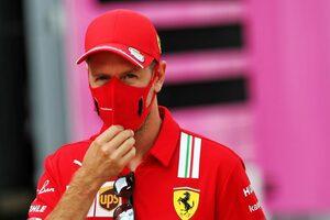 「ベッテルがアストンマーティンF1と3年契約」とイタリアメディアが報じる