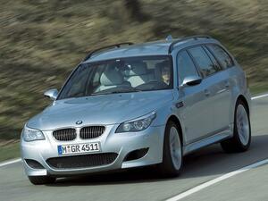 【ヒットの法則317】BMW M5 ツーリングはインテリジェントなスーパーワゴン