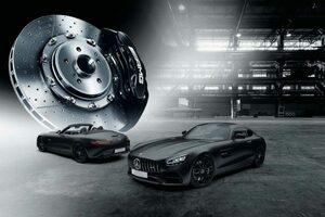 """『メルセデスAMG GT』がさらにパワフルに。漆黒の特別仕様車""""Night Edition""""も設定"""