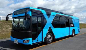 ジェイテクト 羽田空港周辺でバスの自動運転の実証実験を報告【動画】