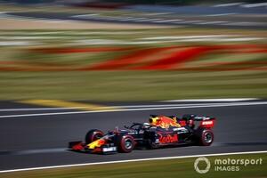 F1 70周年記念GP|FP1速報:ボッタスが首位。レッドブル・ホンダのフェルスタッペン3番手