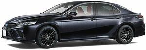 トヨタ、「カムリ」を一部改良 40周年記念車も発売