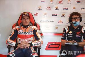 【MotoGP】骨折マルケス、プレート破損は「家で窓を開けたとき」とチームマネージャーが明かす