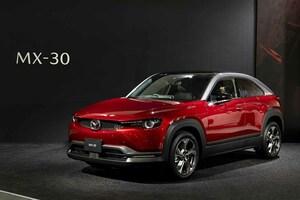 マツダ初の量産EV「MX-30」が今秋に国内導入!