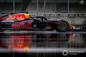 レッドブル、F1イギリスGPに新パーツ多数投入? フェルスタッペン「方向性が正しいか確かめる」