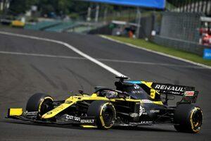 ルノーF1、イギリスGPでのアップデートに期待「正しい方向に向かっていることを確認したい」