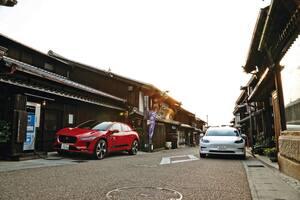 電気自動車はGTの夢を見るか? ジャガー Iペイス&テスラ モデル3をロングツーリングで検証【Playback GENROQ 2019】