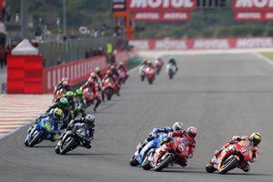 MotoGP:全15戦の改訂スケジュールが発表。アルゼンチン/タイ/マレーシアは中止に