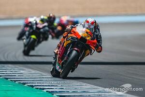 【MotoGP】暑い、暑すぎる……ポル・エスパルガロ、灼熱アンダルシアGPは「暑さで干上がってしまった」