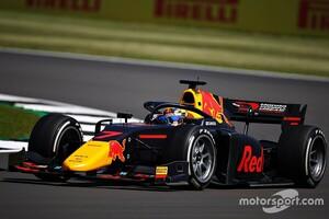FIA F2シルバーストン:角田裕毅がまたもフリー走行首位。FPトップタイムは今季3度目