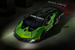 史上最強のランボルギーニ、エッセンサ SCV12世界初披露! 830hpのV12エンジンを搭載するハイパーカー【動画】