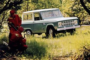 【ニューモデル情報通】Vol.7 タフ&ワイルドなアメリカン4WD「フォード・ブロンコ」の歴史