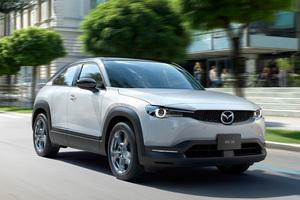 マツダのEV「MX-30」を発売 2020年秋にはマイルドハイブリッド モデルもデビュー
