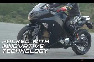 カワサキ電動スポーツバイクの秘密が徐々に明らかに!?  「Ninja EV」登場なるか?