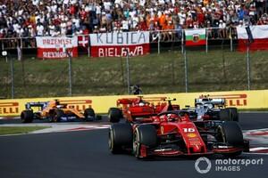 "F1ハンガリーGP、開催契約を2027年まで延長。""無観客""開催補償の一環で"