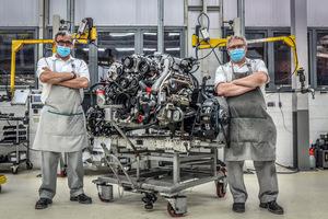 【読み物】ベントレー 長い歴史を持つ6.75L V8型エンジンの生産を終了