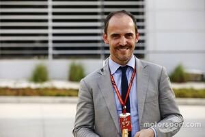 F1仕事の流儀:このスポーツの威厳を保ち、正確に……マスター・オブ・セレモニー