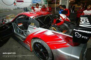 【秘蔵私的写真で振り返るGT進化の旅/第6回】GT-Rからブラッシュアップされた 2004年GT500フェアレディZ